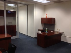 Office Reconfigurations